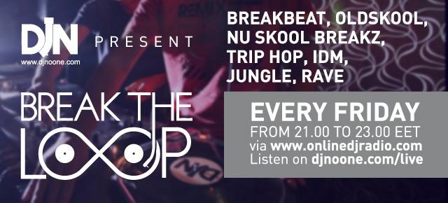 DJ Noone - LIVE